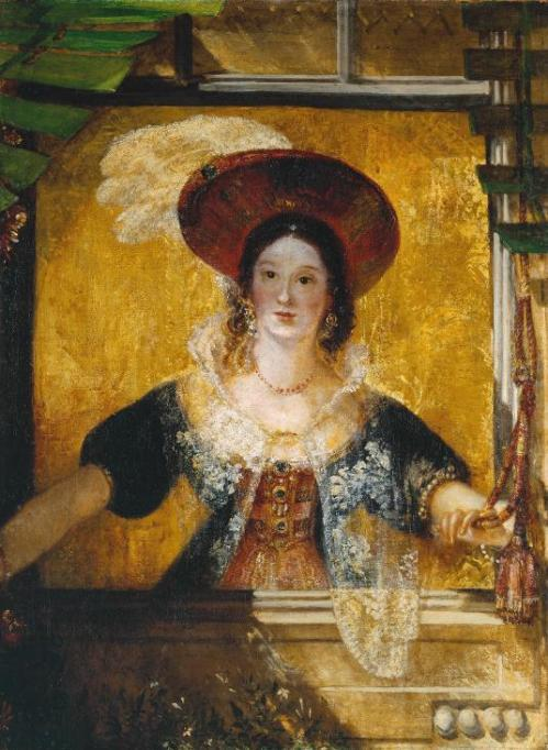 Jessica exhibited 1830 by Joseph Mallord William Turner 1775-1851